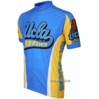 New Year Deals UCLA University Of California Los Angeles Bruins Cycling Jerseys TJ-413-9503