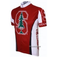 For Sale Stanford University Cardinals Cycling Jersey TJ-802-3752