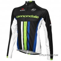 2013 Cannondale Black Edition Cycling Long Sleeve Jersey Tj-816-5422 Top Deals