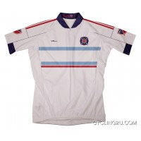 Online MLS CHICAGO FIRE Short Sleeve Cycling Jersey Bike Clothing Cycle Apparel TJ-078-5991