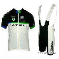Matrix 2013 Professional Cycling Team - Cycling Strap Trousers Kit Tj-962-2638 New Style