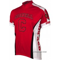 Cornell University Cycling Jersey Tj-543-7722 New Release