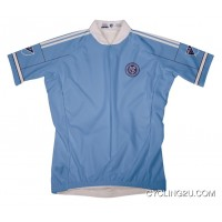 Top Deals MLS New York City Short Sleeve Cycling Jersey Bike Clothing Cycle Apparel TJ-238-5327