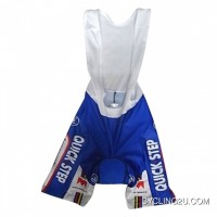 New Release 2011 Team Quickstep Cycling Bib Shorts