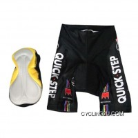 2010 Quick Step Belgian Champion Cycling Shorts New Style