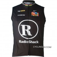 2010 Team Radioshack Last 28 Days Cycling Thermal Sleeveless Vest Super Deals