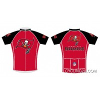 NFL Tampa Bay Buccaneers Short Sleeve Cycling Jersey Bike Clothing TJ-146-5146 Copuon