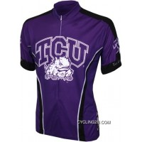 For Sale Tcu Texas Christian University Go Frogs Cycling Jersey Tj-802-5201