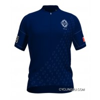 Discount Mls Vancouver Whitecaps Fc Short Sleeve Cycling Jersey Bike Clothing Cycle Apparel Tj-420-7476