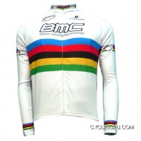 2011 BMC UCI World Champion Long Sleeve Jersey Online