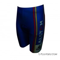 New Release 2012 Alstom Bic Shorts Blue Tj-601-2630