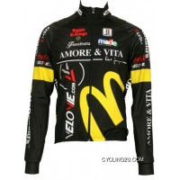 New Year Deals Amore &Amp; Vita Cycling Jersey Long Sleeve Tj-945-9531