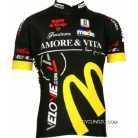 For Sale Amore &Amp; Vita Cycling Jersey Short Sleeve Tj-297-0048