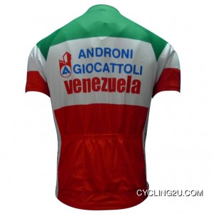 2013 Androni Giocattoli Professional Cycling Team - Cycling Jersey Short Sleeve Tj-320-8101 Online