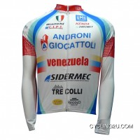 ANDRONI GIOCATTOLI 2012 Cycling Winter Thermal Jacket TJ-206-1794 Latest