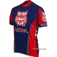 Online U Of A, Ua University Of Arizona Wildcats Blue Cycling Jersey Tj-864-2812