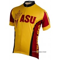 Asu Arizona State University Sun Devils Cycling Jersey Tj-991-1262 New Release