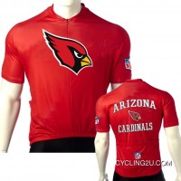 Nfl Arizona Cardinals Cycling Short Sleeve Jersey Tj-605-8959 Discount