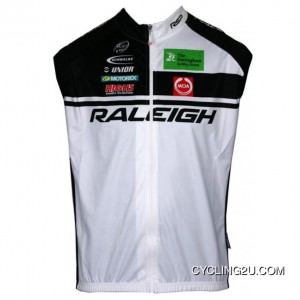Top Deals 2013 Team RALEIGH Sleeveless Cycling Jersey Vest TJ-676-8860