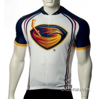 Atlanta Thrashers Cycling Jersey Short Sleeve TJ-288-1376 Top Deals