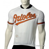 Mlb Baltimore Orioles Cycling Jersey Short Sleeve Tj-191-0843 Discount