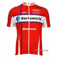 Best Barloworld 2009 Nalini Radsport-Profi-Team - Short Sleeve Jersey Tj-619-1261