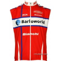 Barloworld 2009 Nalini Radsport-Profi-Team - Sleeveless Jersey Vest Tj-792-5253 New Release