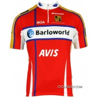 Barloworld 2008 Nalini Radsport-Profi-Team - Short Sleeve Jersey Tj-873-1606 For Sale