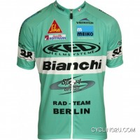 BERLIN 2012 Radsport-Profi-Team Short Sleeve Jersey TJ-578-7200 Discount