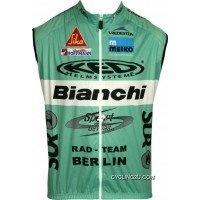 Berlin 2012 Radsport-Profi-Team Sleeveless Jersey Vest Tj-909-9194 Outlet