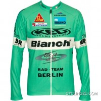 Berlin 2012 Radsport-Profi-Team - Long Sleeve Jersey Tj-794-0826 Free Shipping