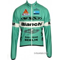 Copuon Berlin 2012 Radsport-Profi-Team -Winter Fleece Long Sleeve Jersey Tj-140-2334