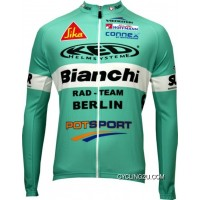 Berlin 2010 Radsport-Profi-Team - Long Sleeve Jersey TJ-119-0314 Online