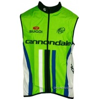 Latest 2013 CANNONDALE Sugoi Professional Cycling Team Sleeveless Jersey Vest TJ-785-3050