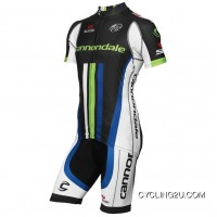 Outlet 2013 CANNONDALE Black Edition Sugoi Professional Cycling Team - Cycling Jersey + Shorts Kit TJ-249-5102
