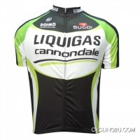 Liquigas Cannondale 2012 Black Edition Short Sleeve Jersey New Style