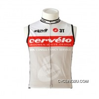Best 2010 CERVELO Sleeveless Jersey Vest