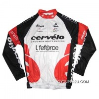 New Style 2009 Cervelo Red Winter Jacket Tj-198-2288