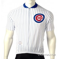Super Deals Mlb Chicago Cubs Cycling Jersey Short Sleeve Tj-601-0078