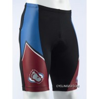 Colorado Avalanche Cycling Shorts Tj-467-3041 Best