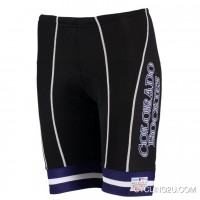 Copuon MLB Colorado Rockies Cycling Cycle Bike Shorts TJ-772-7308