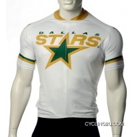 Dallas Stars Cycling Jersey Short Sleeve TJ-432-6766 Free Shipping