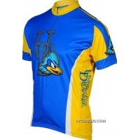 New Style Ud University Of Delaware Cycling Short Sleeve Jersey Tj-802-9653