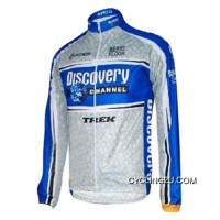2005 Discovery Channel Cycling Winter Jacket Tj-471-0226 New Style