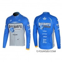 Copuon 2006 Discovery Channel Cycling Winter Jacket Tj-808-8979