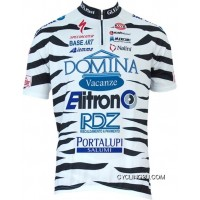 Radsport-Profi-Team Domina Vacanze 2003 Short Sleeve Jersey Tj-031-1404 Outlet