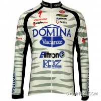 Free Shipping Domina Vacanze 2004 Radsport - Winter Jacket Tj-814-6544