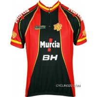 Latest 2012 España Murcia Inverse Radsport-Profi-Team - Short Sleeve Jersey TJ-408-6217
