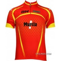 2010 España Murcia Inverse Radsport-Profi-Team - Short Sleeve Jersey TJ-621-5902 New Year Deals