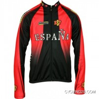 2011 España Inverse Radsport-Profi-Team-long Sleeve Jersey TJ-991-4646 Top Deals
